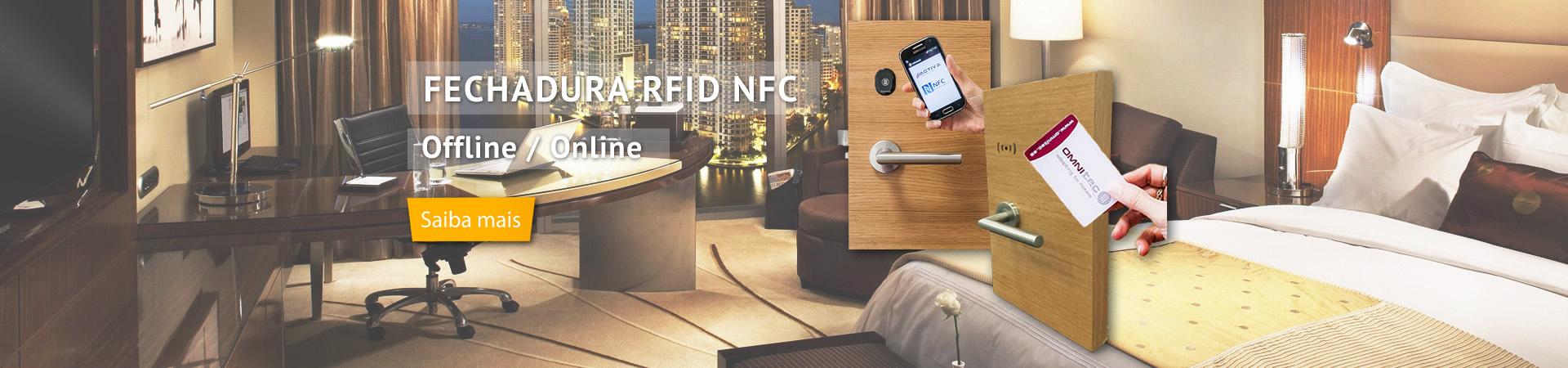 Banner 1 Fechadura Rfid NFC